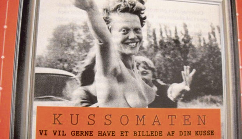 I Kussomaten kan kvinder få taget et anonymt billede af deres køn, hvorefter det sammen med billeder af andre kvinders køn bliver lagt på nettet.