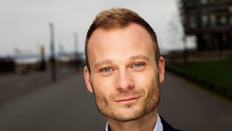 Michael Gatten skifter fra Venstre til De Radikale. (Foto: Facebook)