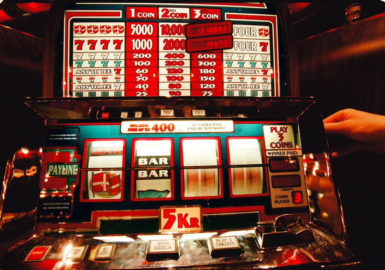 Enarmet tyveknægt på Casino Copenhagen.