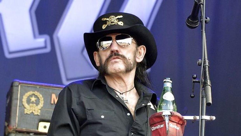 Hele verden er inviteret med til Lemmys begravelse.