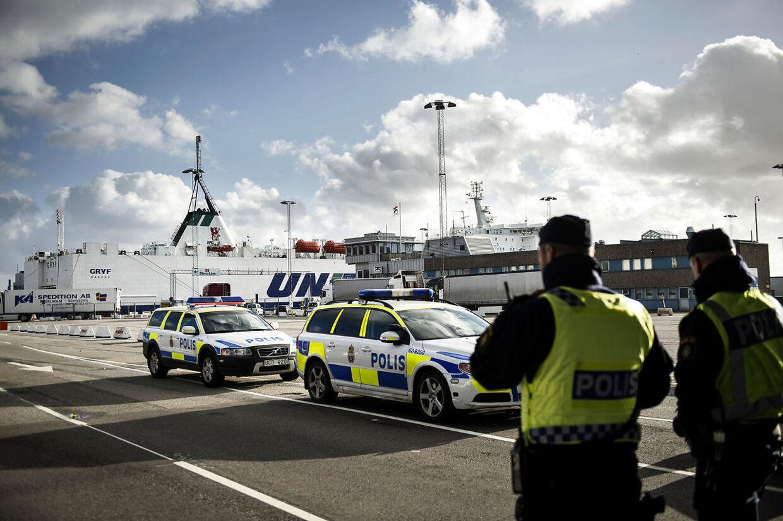 4. januar indfører Sverige grænsekontrol.