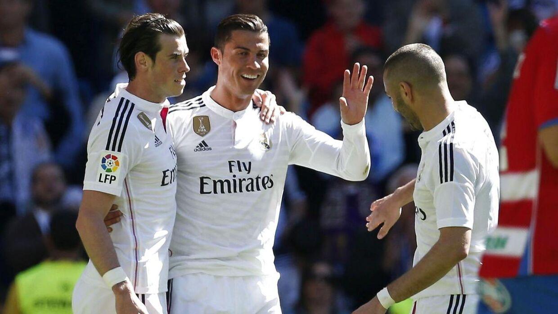 BBC - kan Benzema, Bale og Cristiano få det til at fungere i lørdagens kamp mod Barcelona?