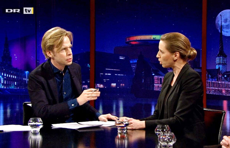 Vi ses hos Clement. Mette Frederiksen. 31.januar 2016