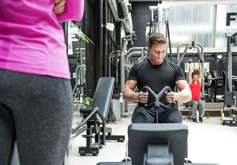 fitness world løn