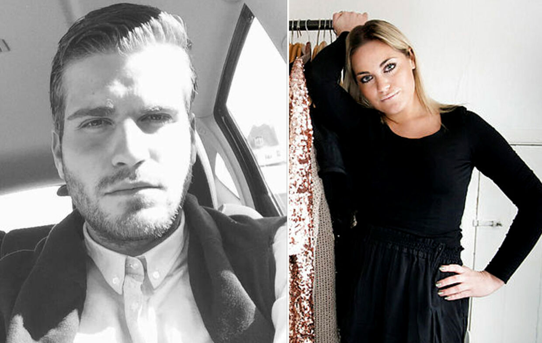 Amalie Szigethy og Mikkel Skelskov har været kærester i et års tid. Nu venter parret deres første barn.