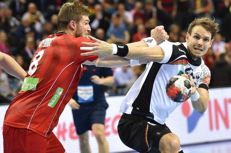 Norge og Tyskland i EM-semifinalen
