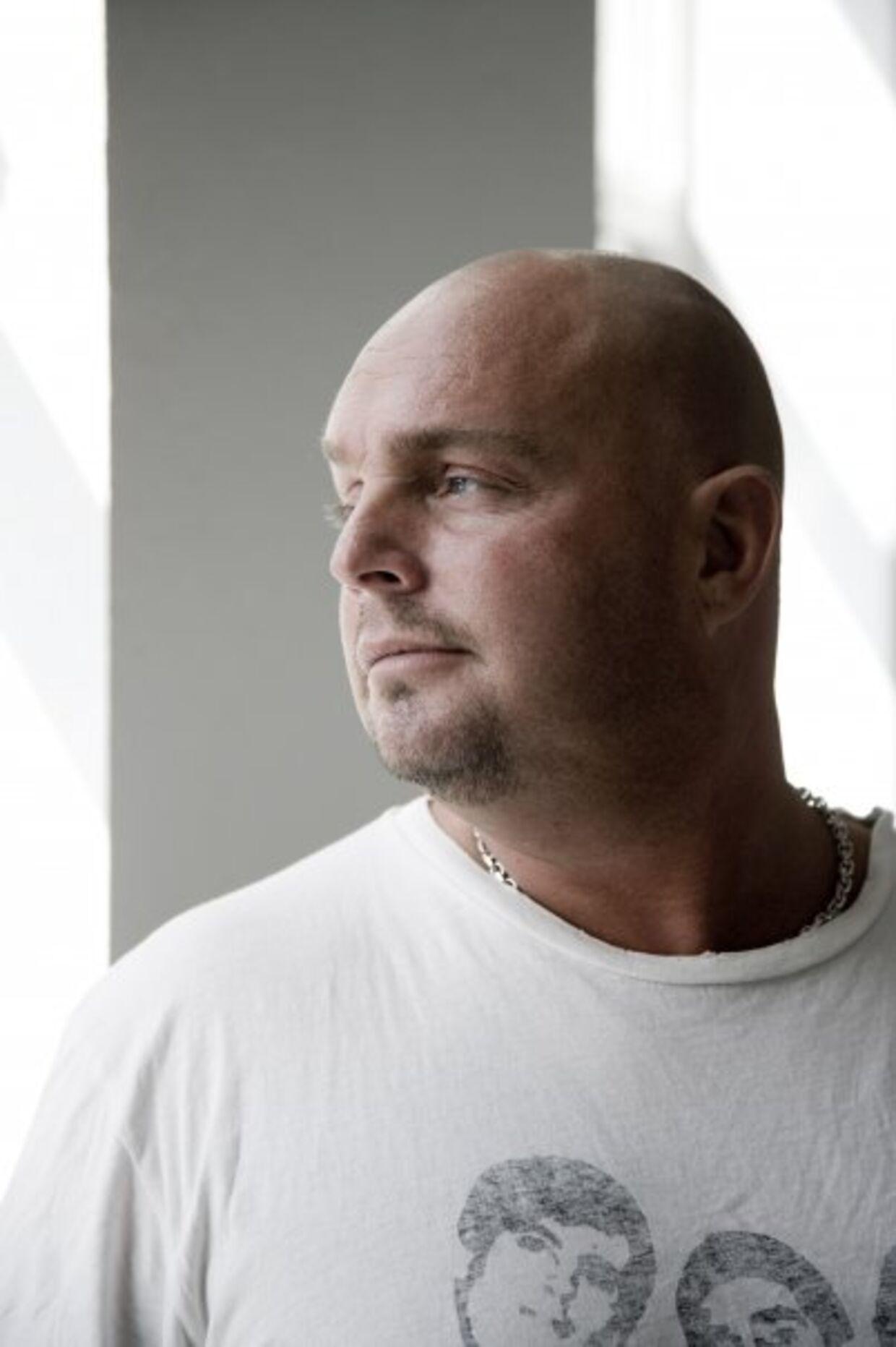 Ditlev Traasdahl Madsen kender til følelsen af at være en mand, der har en spiseforstyrrelse.
