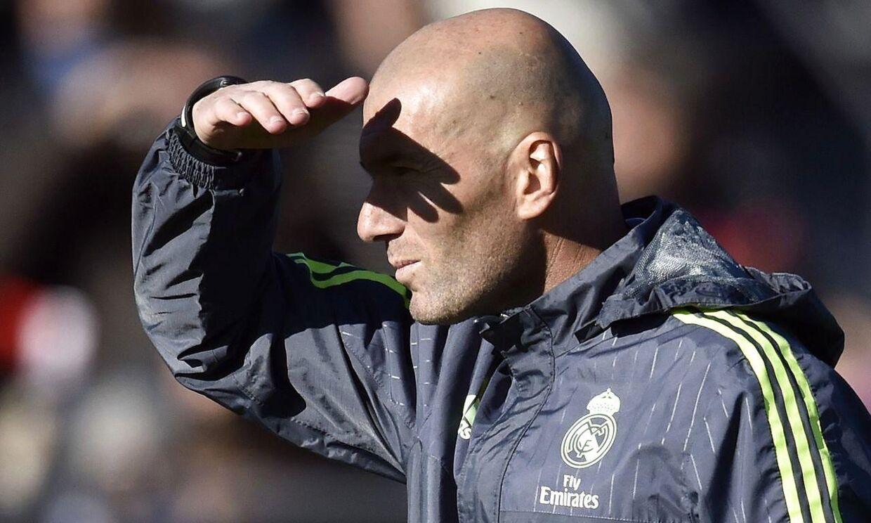Real Madrids ny træner, Zinedine Zidane, går til opgaven med motivation og håb. Klubben skal spille positiv fodbold, og så skal den frem for alt vinde.