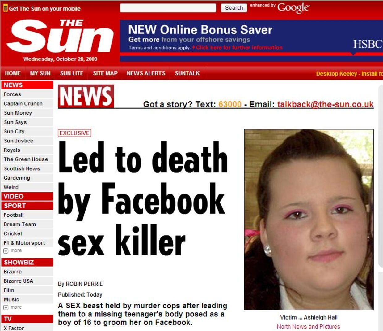 kvinde slået online dating