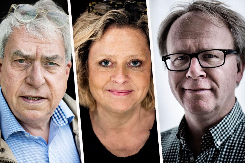 Georg Metz, Stine Bosse og David Trads er alle af den overbevisning, at Danmark bør tage imod flere flygtninge og indvandrere. De har også det til fælles, at de selv bor i områder, hvor andelen af indvandrere er meget lav.