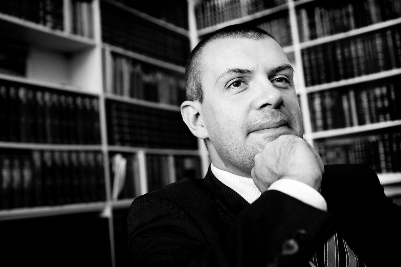 Den ny finansminister Bjarne Corydon (S).