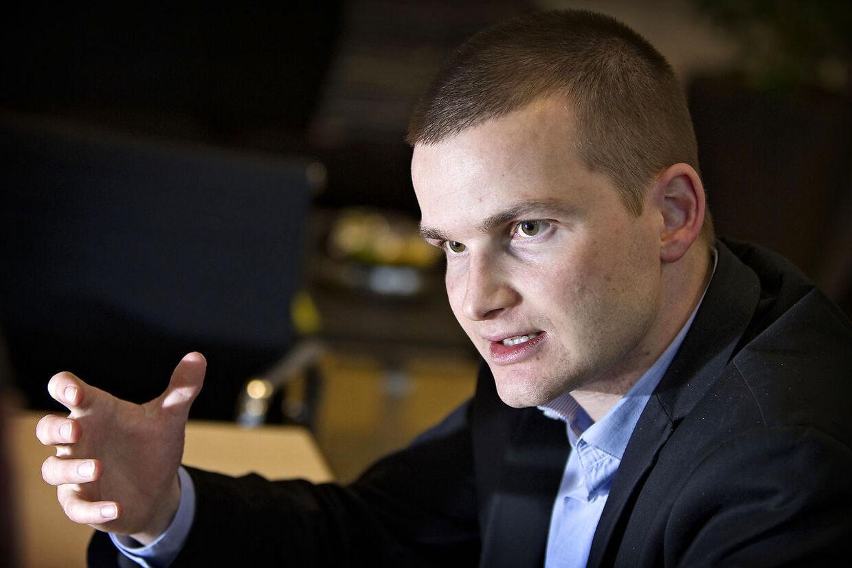 Skatteminister Thor Möger Pedersen mener, at det nu er tid til at sætte fokus på lønmodtagerne.
