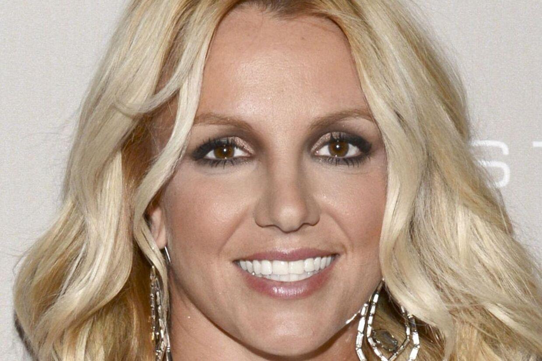 Britney Spears fotograferet den 10.10, 2012 i Los Angeles