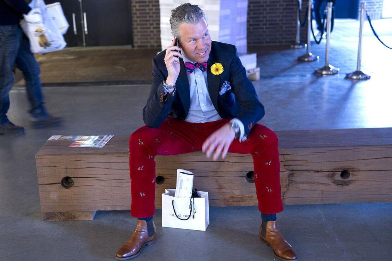 Modeeksperten Mads Christensen blev for grov i munden under paneldiskussion.