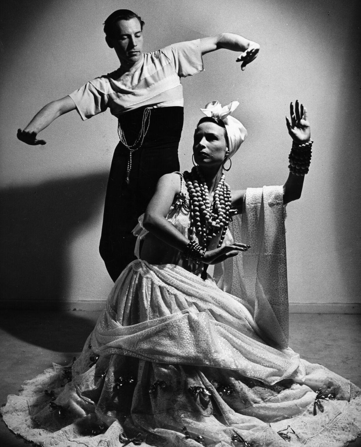 Hvordan man begynder at danse i slutningen af 30erne