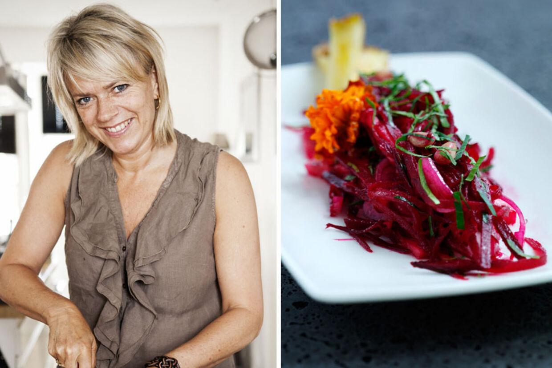 Kostvejleder Lene Hansson giver råd til sund livsstil og kost.