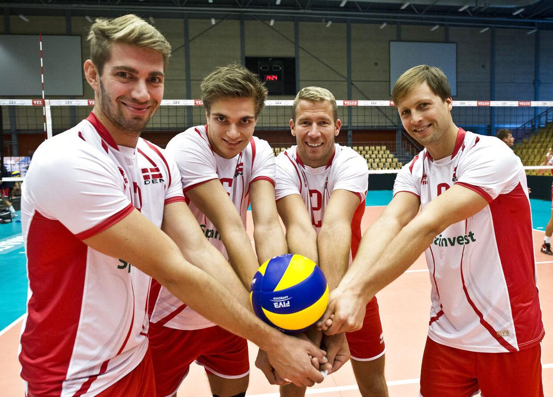 dansk volleyball