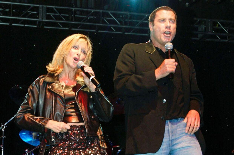 Et forsøg på at genskabe magien fra Grease er fejlet noget så voldsomt for de to stjerner, Olivia Newton-John og John Travolta