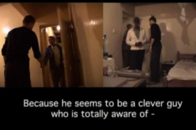 Screendump fra dokumentaren.