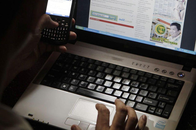 Internetside kan misbruges af pædofile, mener Østjyllands Politi.