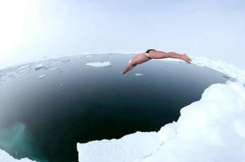 FN slår alarm. Nye målinger afslører, at der aldrig har været så lidt is på Nordpolen som nu.