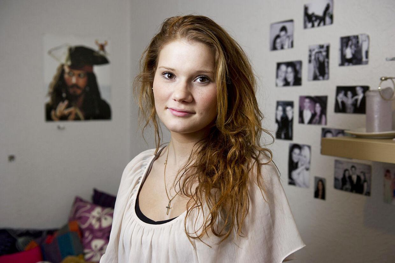 Katrine Torstensen reddede sig i land efter Præstø-ulykken (arkivfoto)
