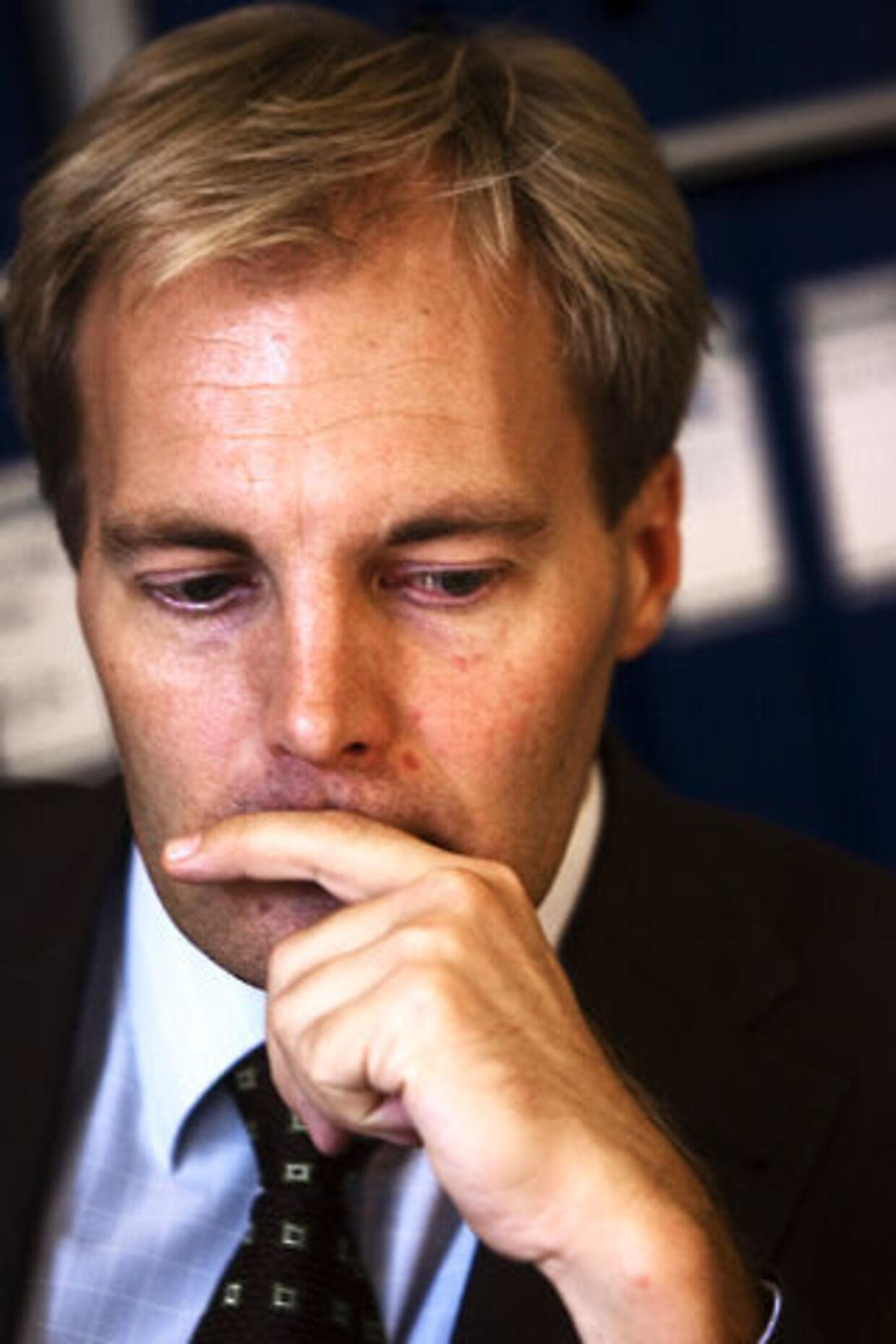 Peter Skaarup og DF vil bandevæsenet til livs efter USA-model.