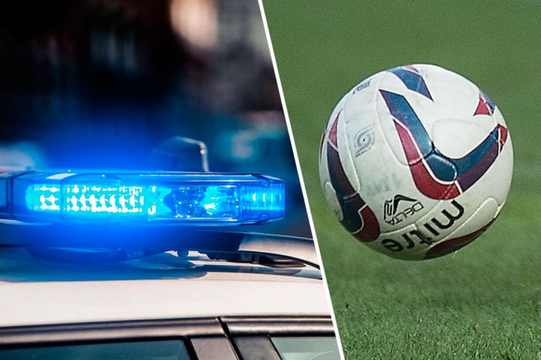 To professionelle fodboldspillere blev torsdag nat anholdt i voldtægtssag. Den ene af dem, en 26-årig udenlansk spiller, er nu sigtet for at have voldtaget en 21-årig kvinde, mens hun lå og sov.