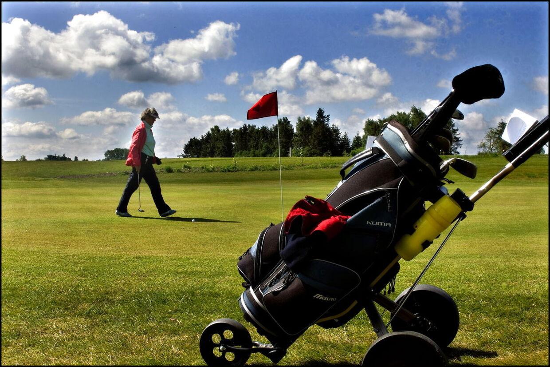 Hver femte golfklubbruger ifølge Miljøstyrelsens seneste kontrolfarlige kemikaliertil at holde græsset grønt og frodigt.