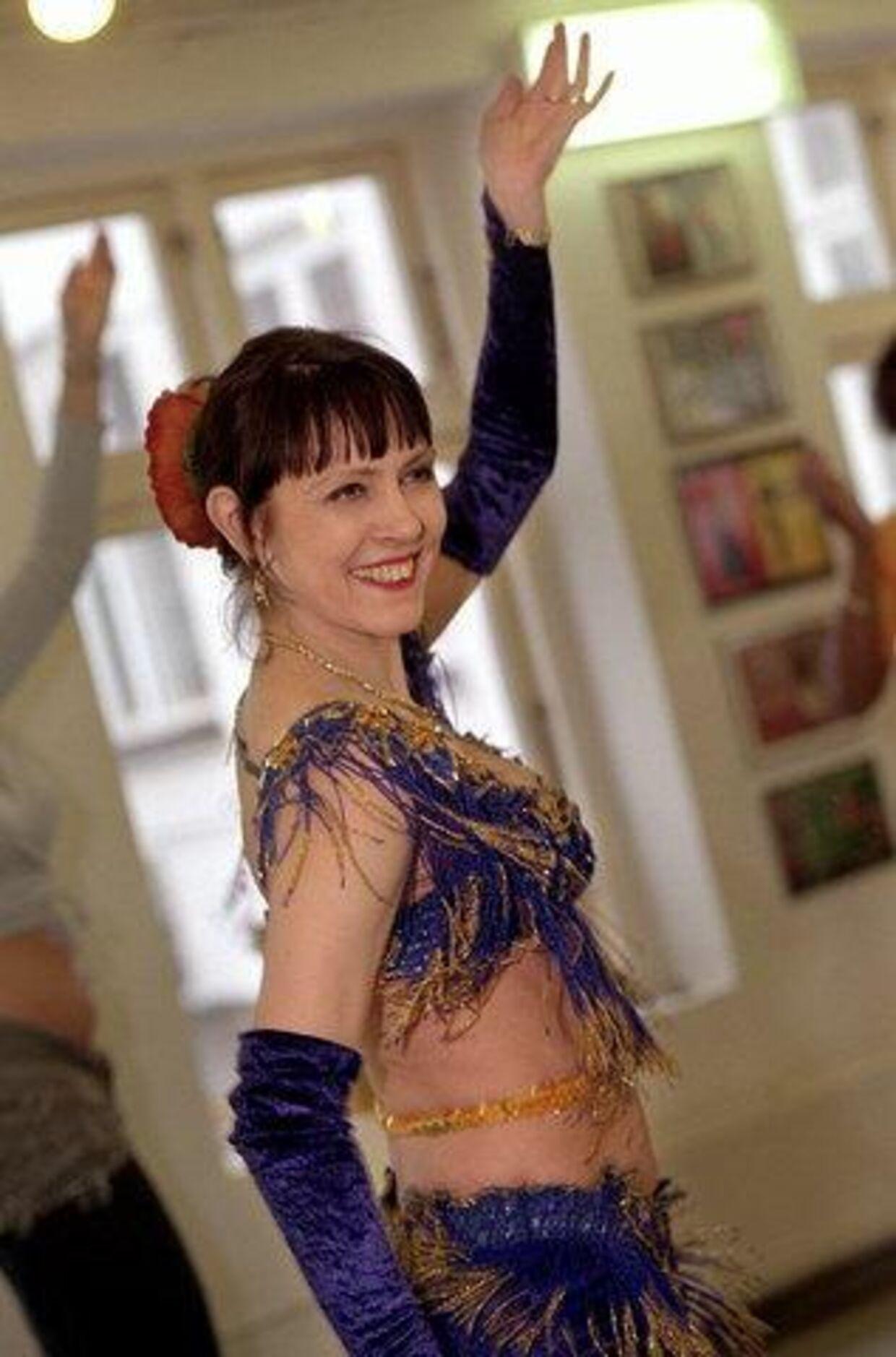 Louise Frevert fortsætter med sin danseskole, selv om hun kommer i Folketinget, ligesom hun fortsætter i Borgerrepræsentationen i København. Foto: Brian Rasmussen<p</p><br>