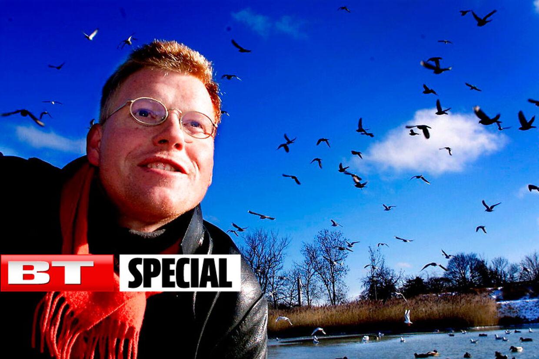 Tv-værten Sebastian Klein har som fuglekigger oplevet både løgn, mistro og sågar dødstrusler i ornitologernes indbyrdes dyst om at have set flest fuglearter.