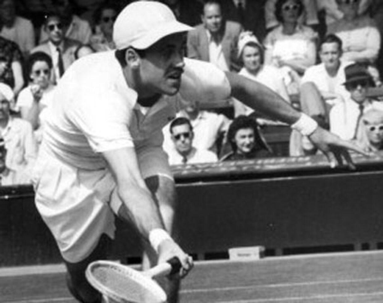 Kurt Nielsen opnåede at komme i finalen i Wimbledon. Men er det nok til at blive betragtet som alle tiders største danske tennisspiller?