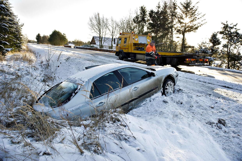 Over 1.000 bilister har fået hjælp af Dansk Autohjælp.
