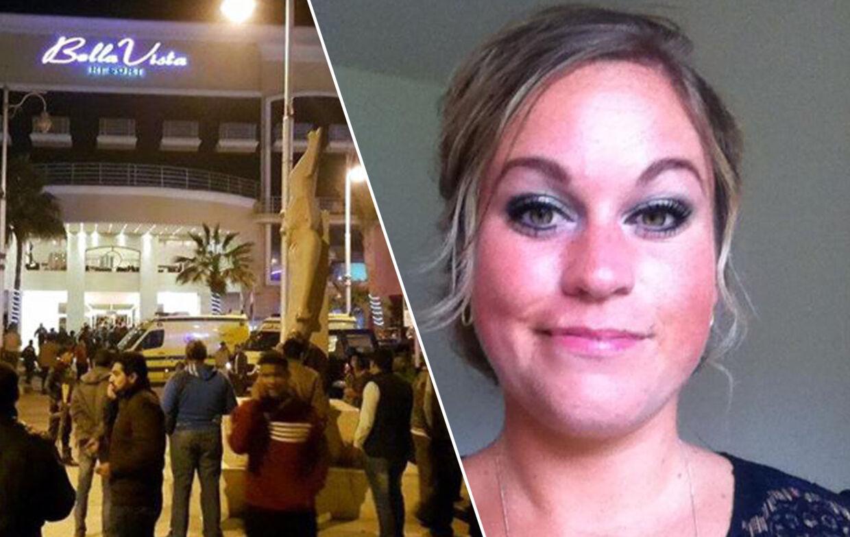 Danske Stine Bilde Hansen oplevede angrebet på Bella Vista Hotel fra nærmeste hold.