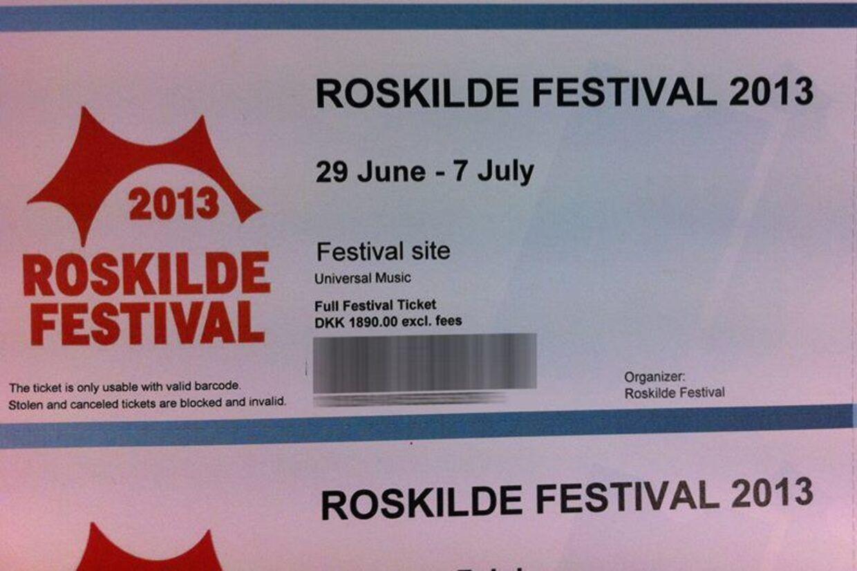 festival billetter