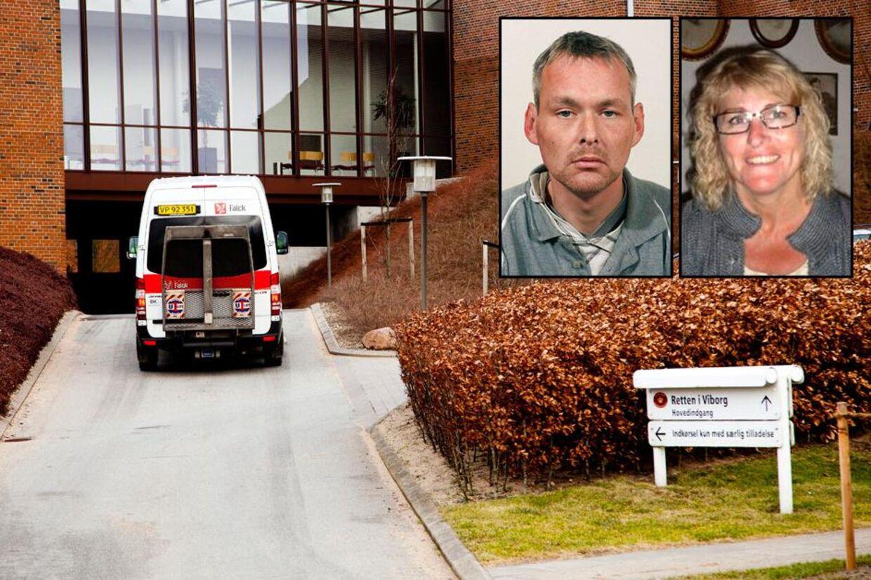 Sønnen til den dræbte pædagog Judy Meiniche Simonsen er bitter over, at ingen lyttede til hans mor, før det var for sent. Det siger han efter at have set Arbejdstilsynets stærkt kritiske rapport om bostedet Blåkærgård.