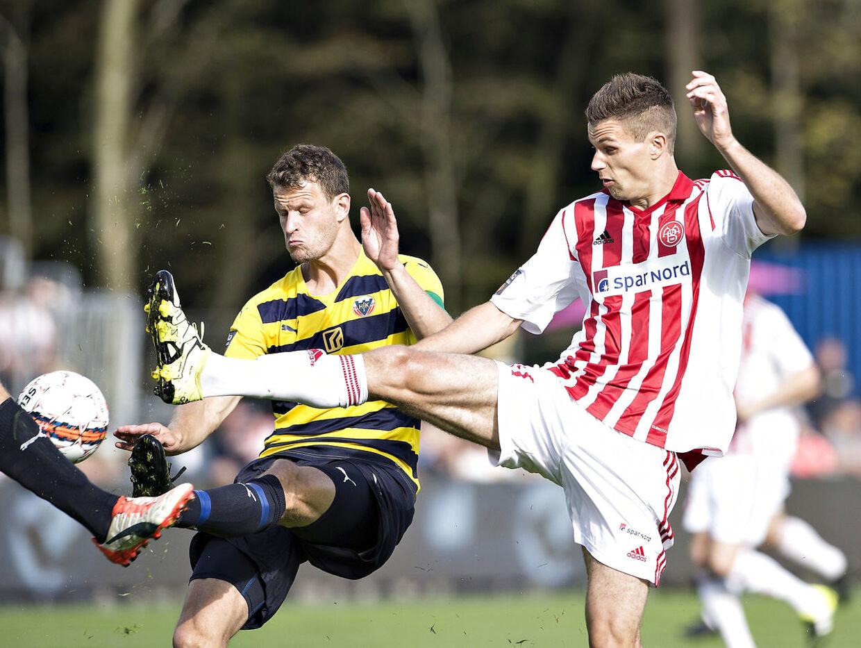 Nicklas Helenius skifter fra AaB til 2. Bundesligaklubben SC Paderborn på en lejeaftale.