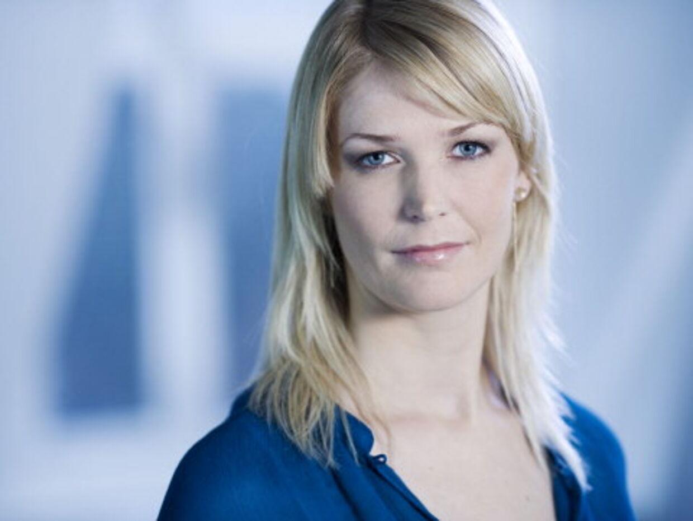 Line Ernlund glæder sig til, ikke at skulle bo i en kuffert.