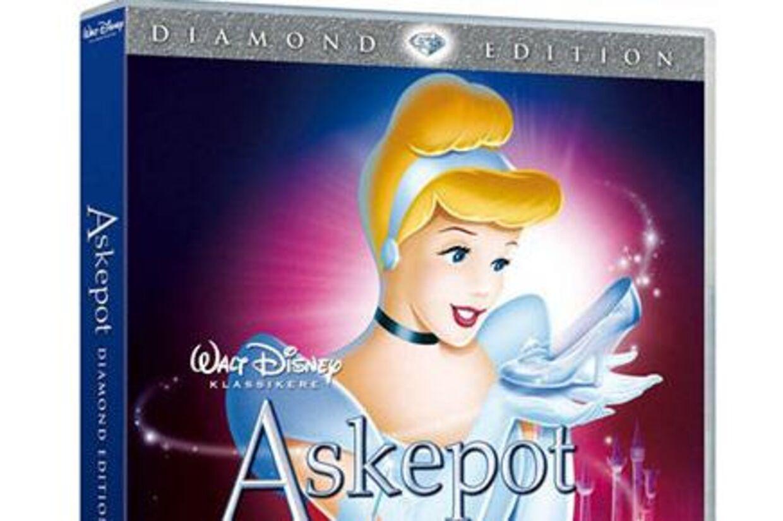 Dagens præmie er Disney's Askepot - i en særlig Diamond Edition