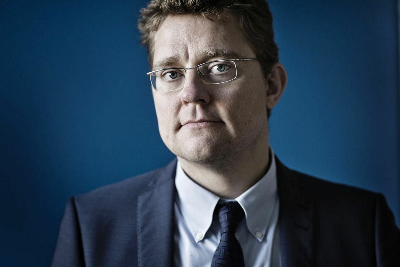 Rasmus Helveg Petersen bliver ny klima-og energiminister