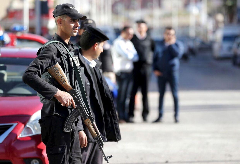 Der er skruet op for sikkerheden efter fredagens angreb i Egypten. REUTERS/Mohamed Abd El Ghany