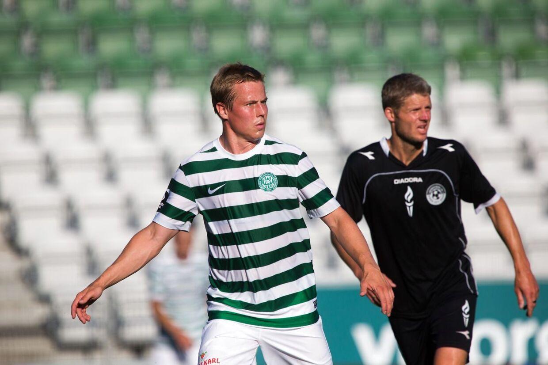 VFF's træningskamp. Viborg FF  Vendsyssel 1-0 (1-0). Mål: 1-0 Jeppe Curth (17.)// fotograf: Agata Lenczewska-Madsen