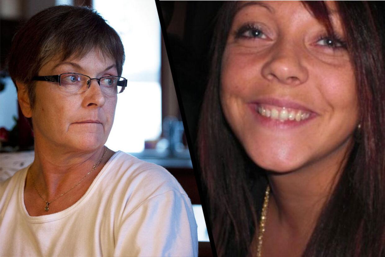 Henriette Aabenhuus' nærmeste familie - her hendes mor Hanne - er rystet over politiets indsats og kommunikation i forbindelse med efterforskningen af den unge kvindes død. Politiet mener, at der kan være tale om drab, selvom familien allerede fire dage efter dødsfaldet fik at vide, at der med sikkerhed var tale om selvmord.