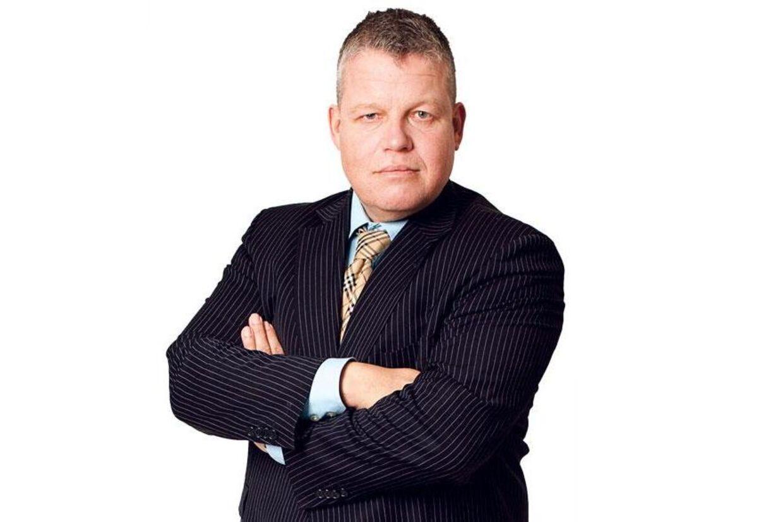 Andreas Karker, politisk reporter på BT.