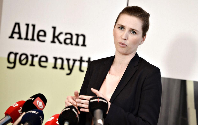 Selvom Beskæftigelsesministeriet regnede med, at over 22.000 ville miste dagpenge, så sagde ministeren intet. (Foto: Keld Navntoft/Scanpix 2013)