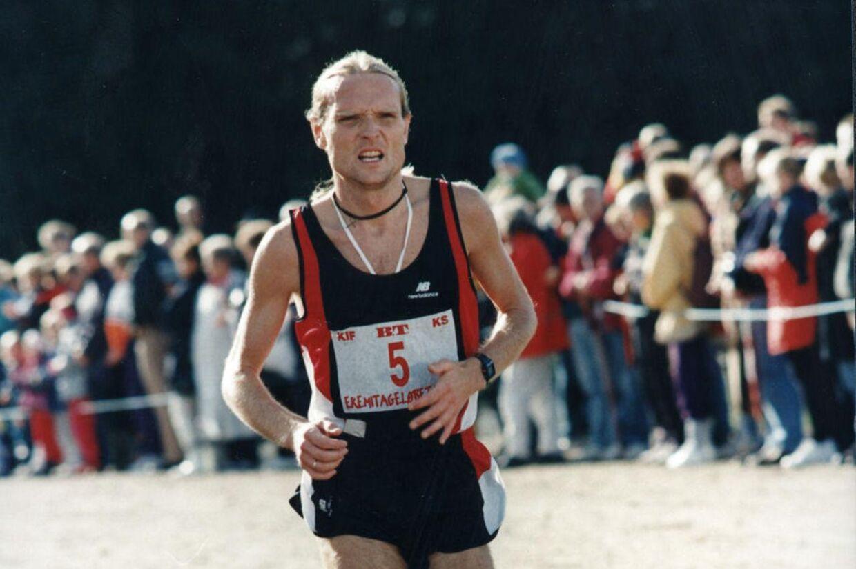 Henrik Jørgensen gæsteoptræder i Dyrehaven 6. oktober og løber de første kilometer sammen med 45 års jubilarerne.