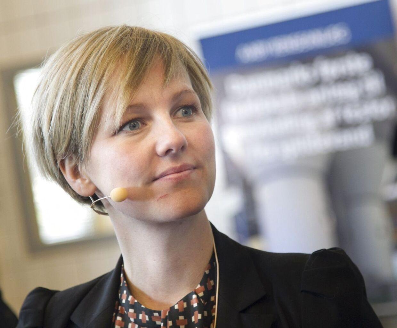 Ida Auken stiller op for Radikale på Vesterbro BV.: BV.: Ida Auken (Foto: Kim Haugaard/Scanpix 2014)