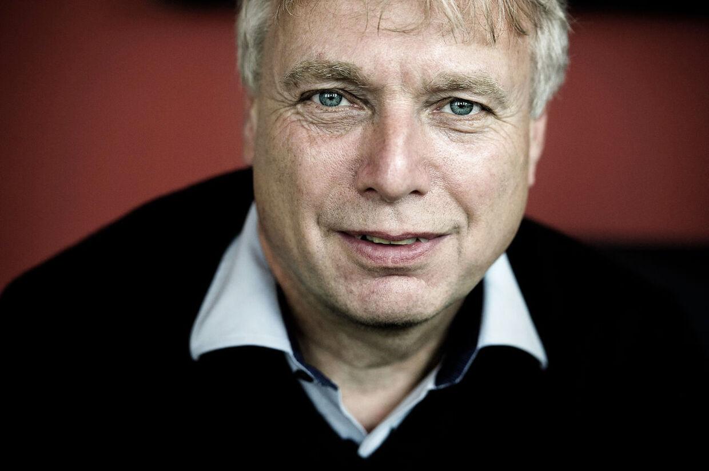 ARKIVFOTO 2012 af Uffe Elbæk- - Se RB 13/12 2012 14.02. Regnskabsrodet i Kulturministeriet er opstået i løbet af 2012, hvor Uffe Elbæk (R) har været kulturminister. (Foto: Liselotte Sabroe/Scanpix 2012)