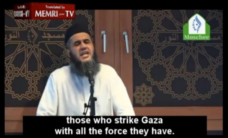 Den tyske anklagemyndighed vil rejse tiltale mod den danske imam Abu Bilal Ismail, skriver tv2.dk.