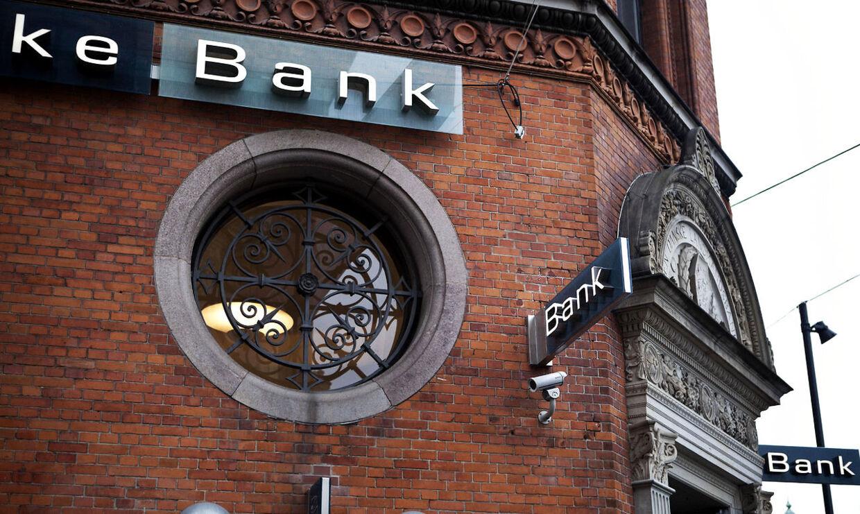 Danske Banks nye kundeprogram har seks typer kunder: Basis, Ekstra, Eksklusiv, Eksklusiv+, Ung og Studie. (Foto: Camilla Rønde/Scanpix 2013)
